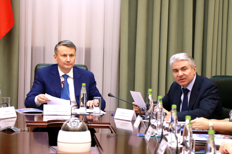 14 февраля 2020 года состоялось заседание редакционного совета журнала «Вестник Арбитражного суда Московского округа»